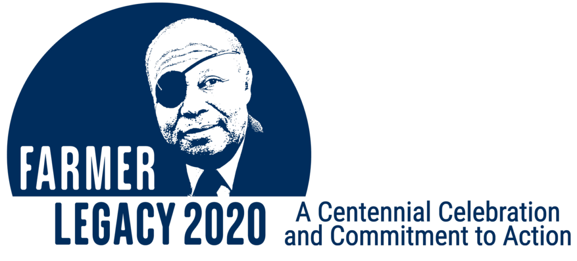 James Farmer Legacy 2020 logo