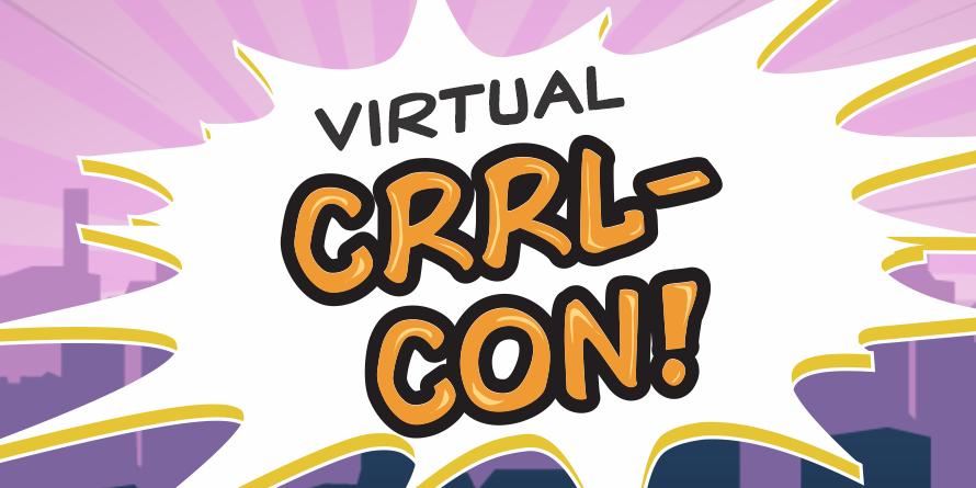 Virtual CRRL-Con