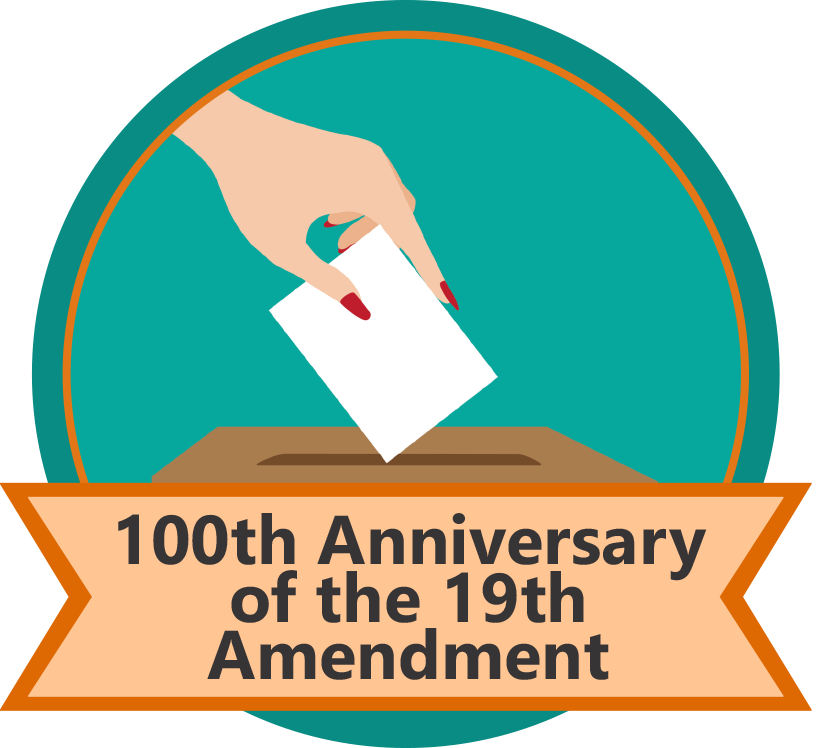 100th Anniversary of the 19th Amendment Mission (Adult)