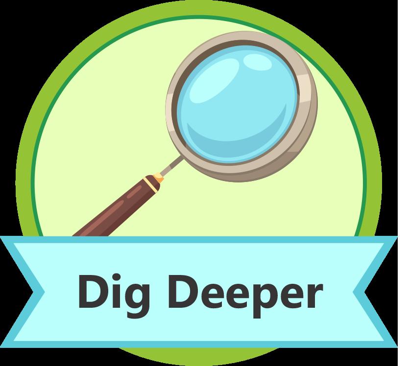 Dig Deeper Mission (Teens)