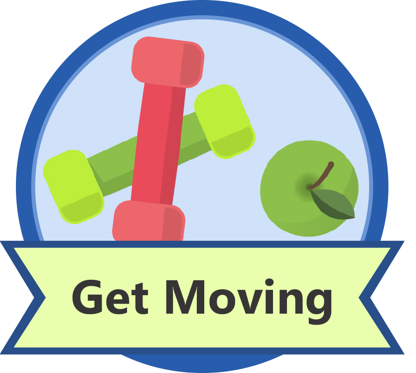 Get Moving Mission (Adults)