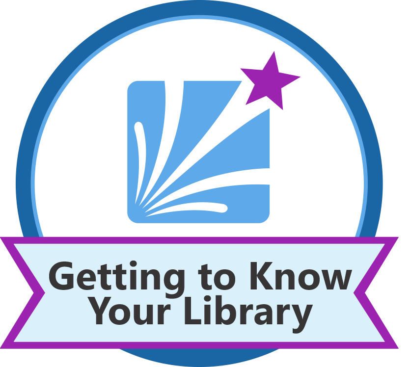 Getting to Know Your Library Mission (Children)