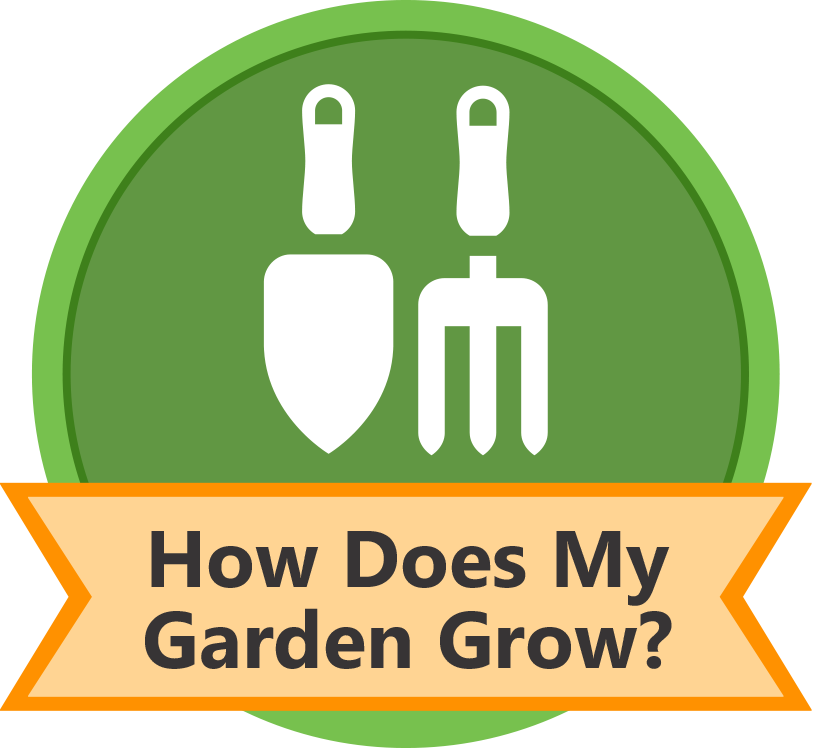 How Does My Garden Grow? Mission (Children)