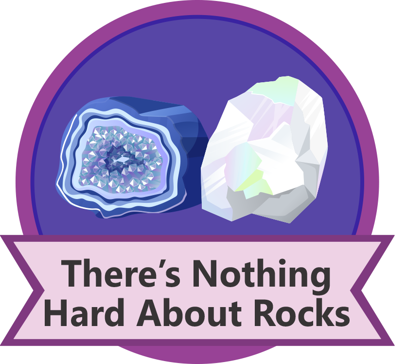 There's Nothing Hard About Rocks Mission (Children)