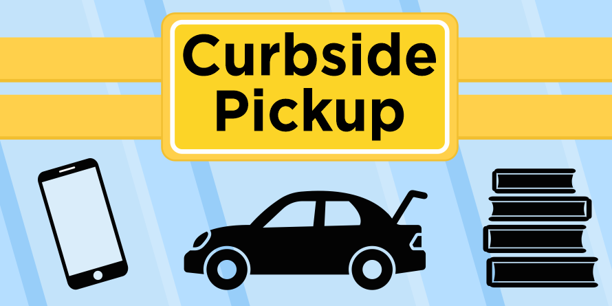 Curbside Pickup card