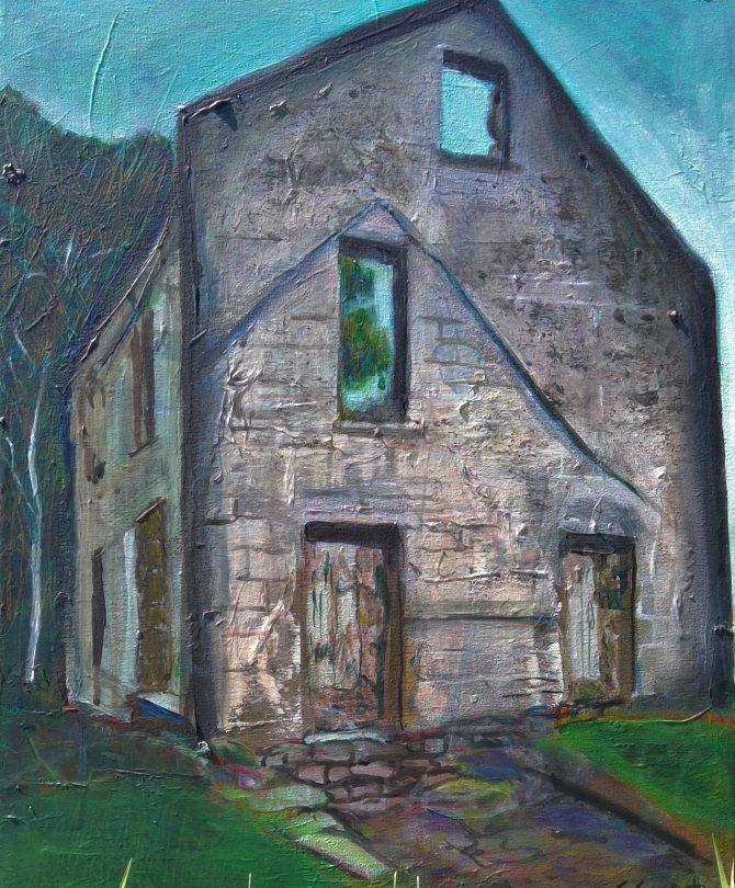 Robertson-Towson House Ruins