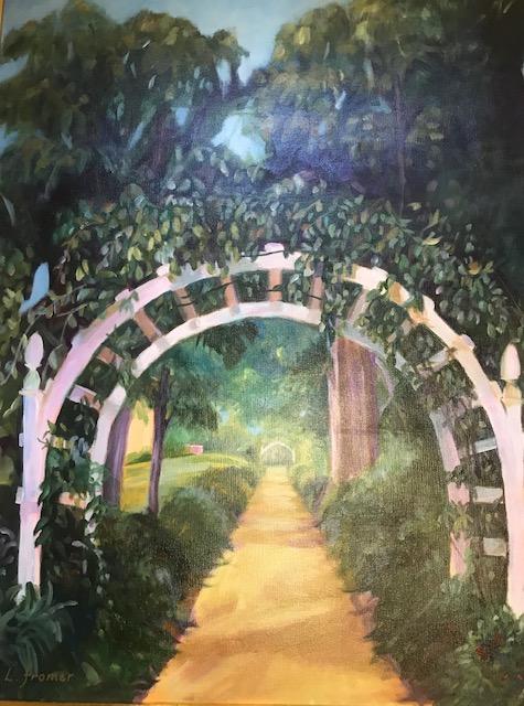 Melcher's Garden