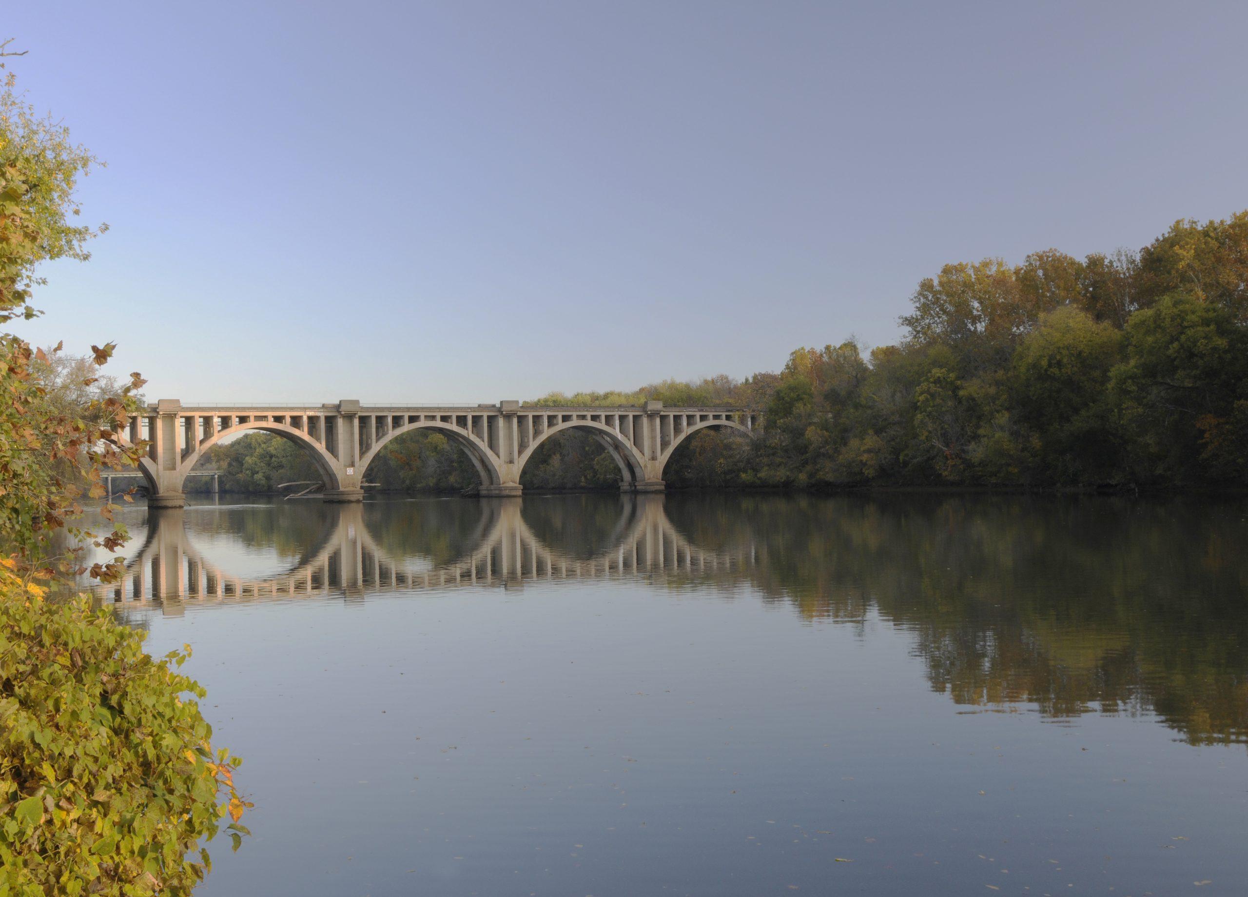 Rappahannock Railroad Bridge
