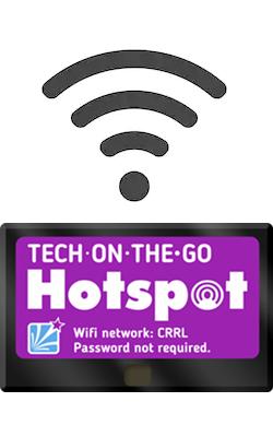 Tech-On-the-Go Hotspot