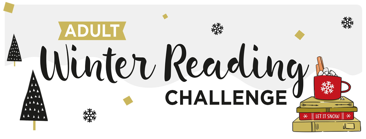 2021 Adult Winter Reading Challenge