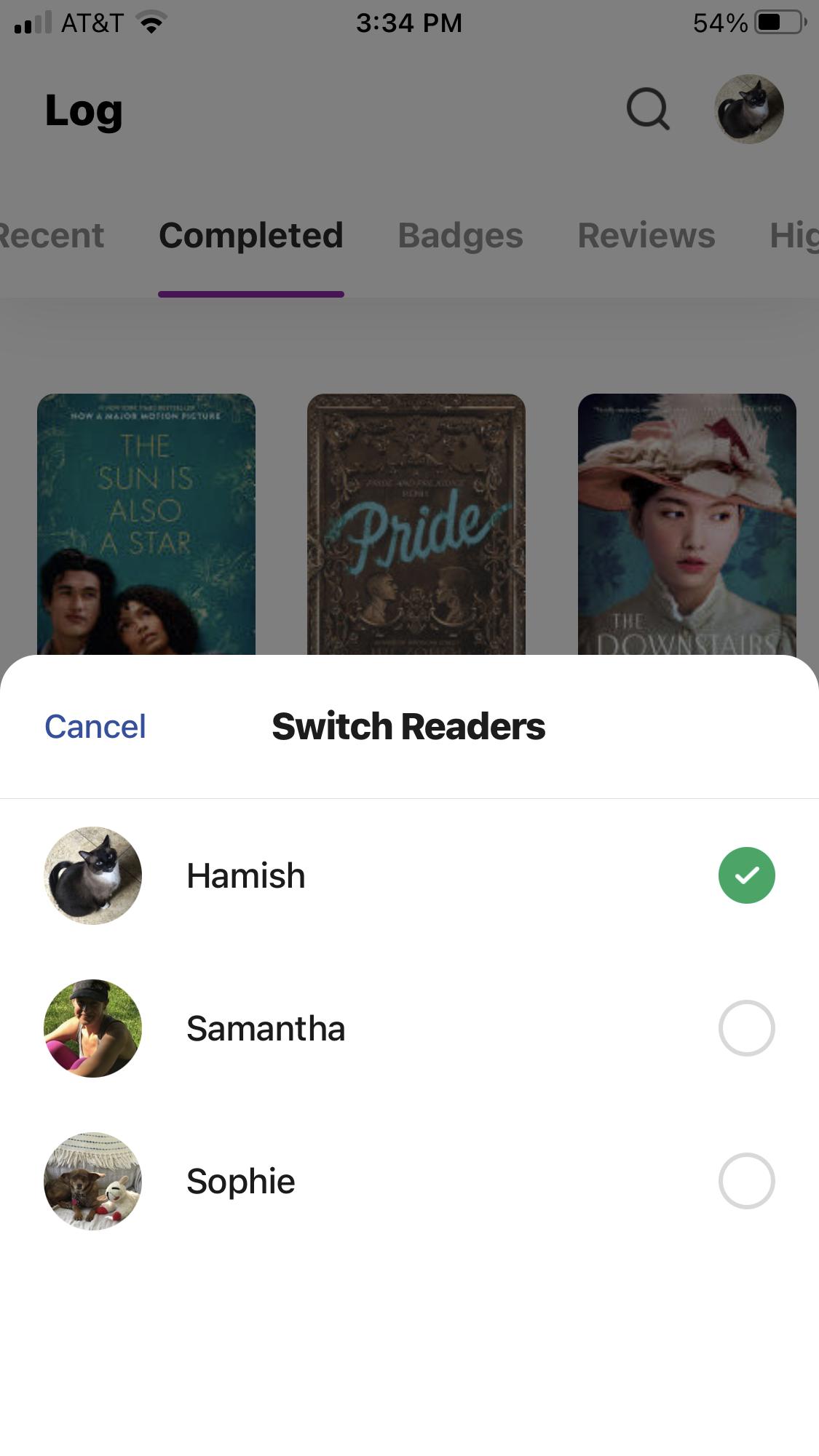 FamilyAccount-SwitchReader