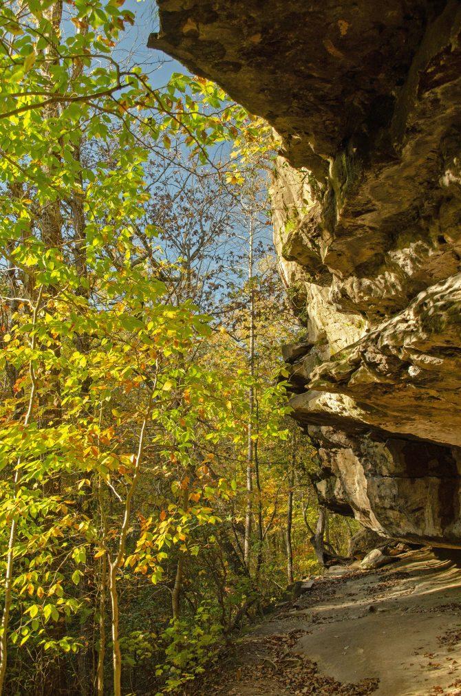 Alum Springs Cliffs