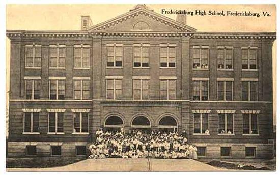 Fredericksburg High School, Fredericksburg, Va.