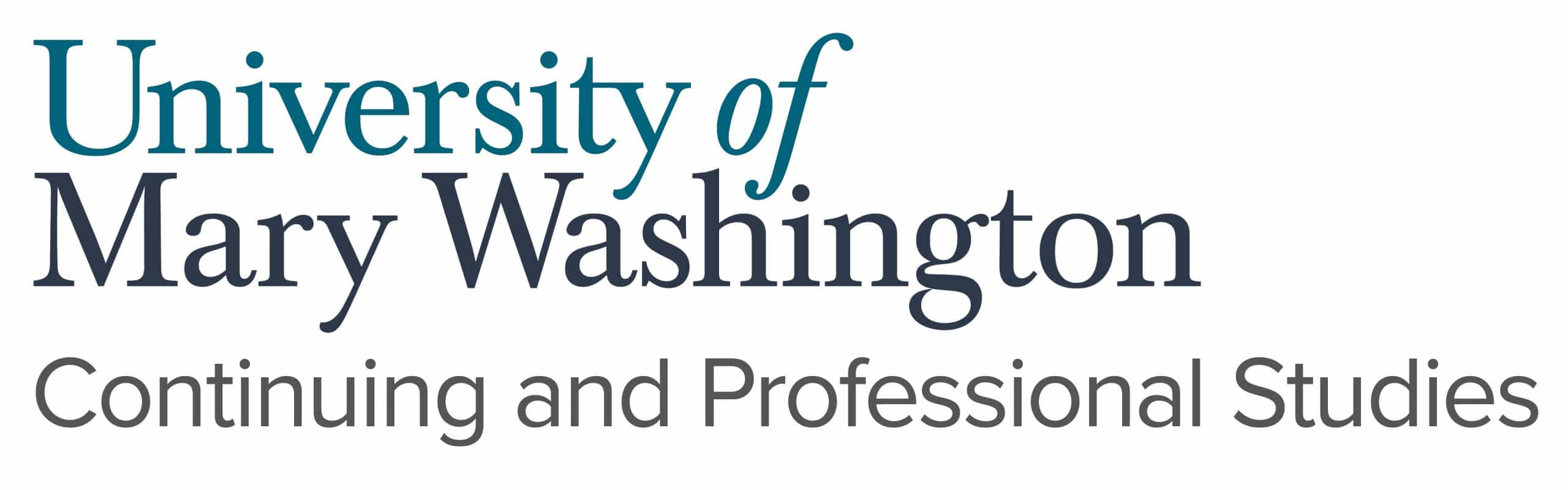 UMW Continuing and Professional Studies