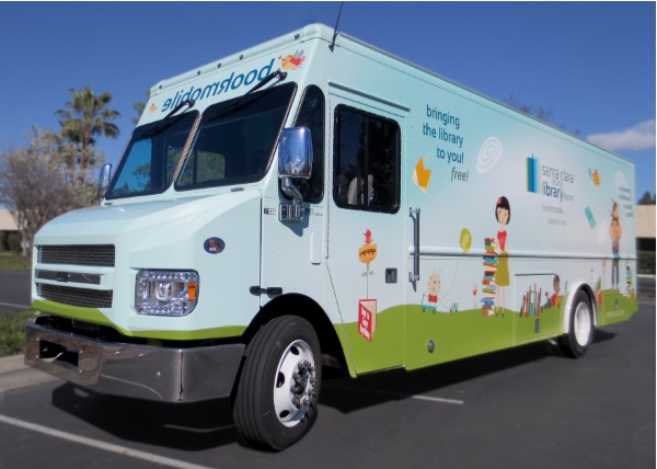 SCCLD Bookmobile