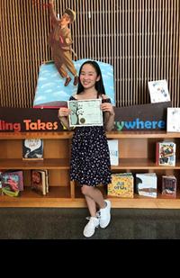 2019 VOYA Teen Poetry Contest Winner, Milpitas