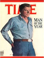 Ronald Reagan, TIME
