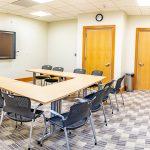 Saratoga Library Oak Room