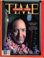 Jeff Bezos, TIME