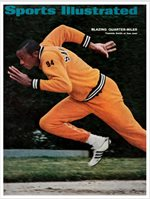 Tommie Smith Sports Illustrated