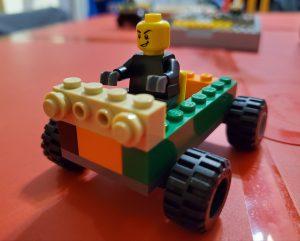 Jojo's Construction Truck