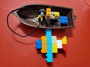 Fish and Thunder Fishing Boat