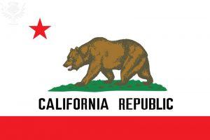 California Republic state flag
