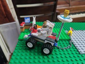 Pluto Rover