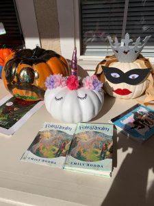 Book Inspired Pumpkins