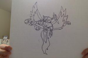 Mecha-Wolf Spirit