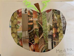Pumpkin Patchwork Art
