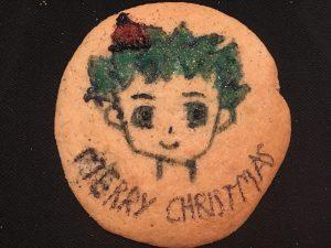 Deku Says Merry Christmas to All!
