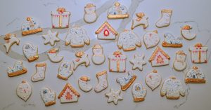 Winter Wonderland Holiday Cookies