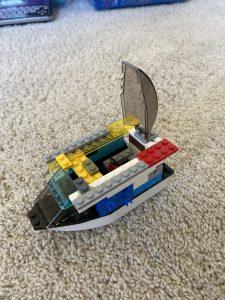 Speed Engine Boat