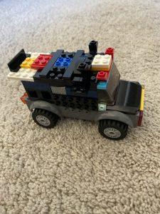 Zord Zapper Jeep