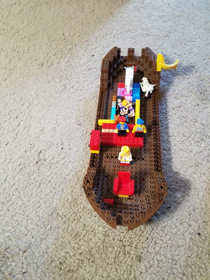 Pirate Ship / Water Park