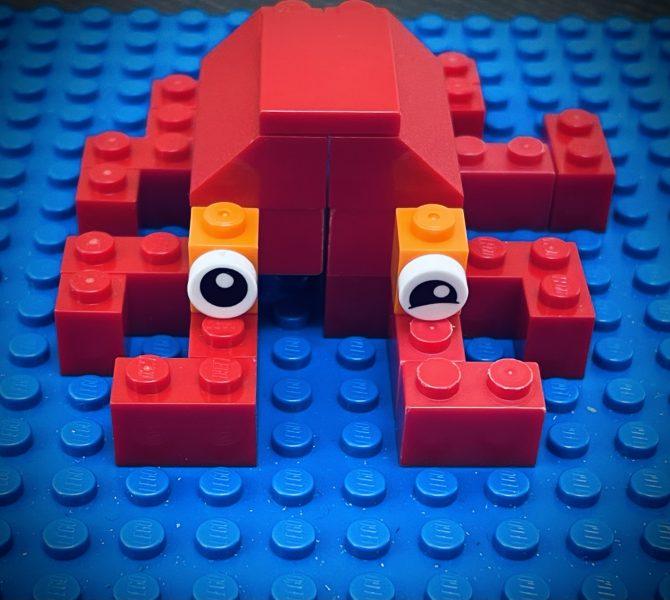 Ocean Life (Octopus)