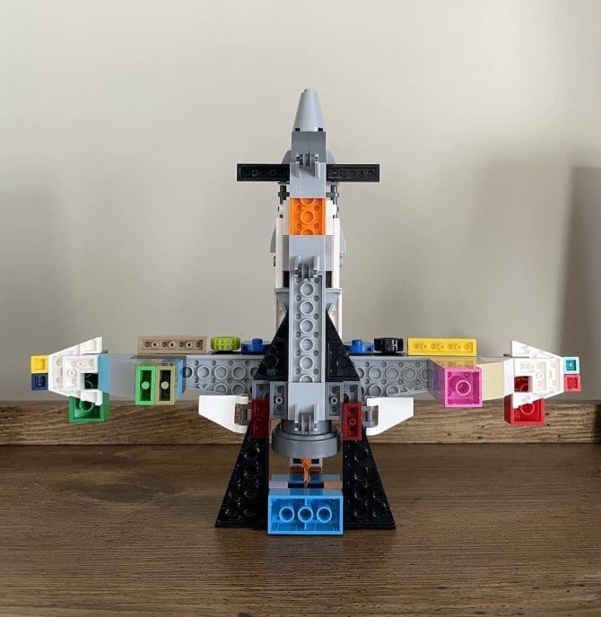 Rocket & Space Ship