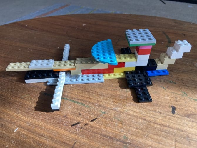 Triple Decker Airplane