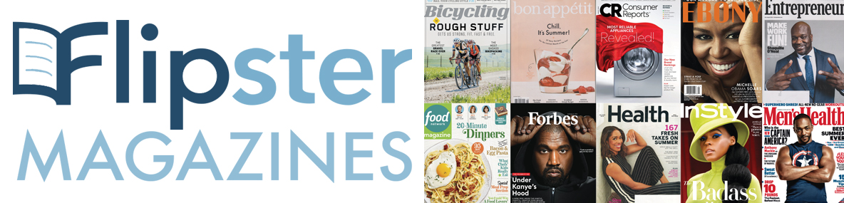 Links to Flipster Magazines database