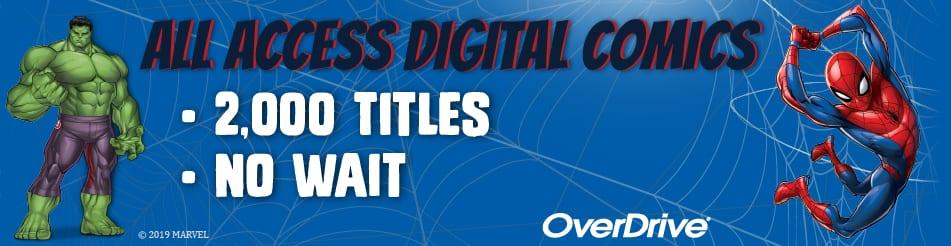 All Access Digital comics