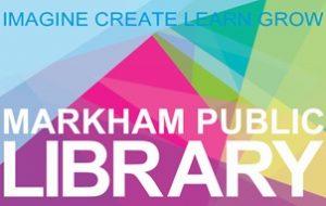 Markham Public Library Card