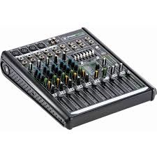 Channel Pro Mixer