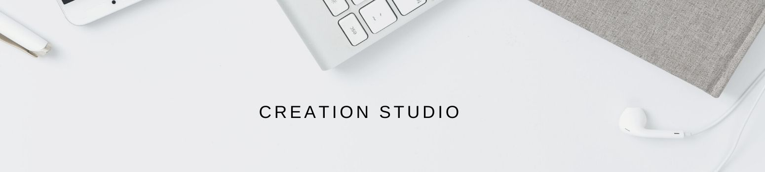 Creation Studio Header