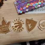 Craft from laser engraver