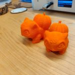 Items made with 3D printer