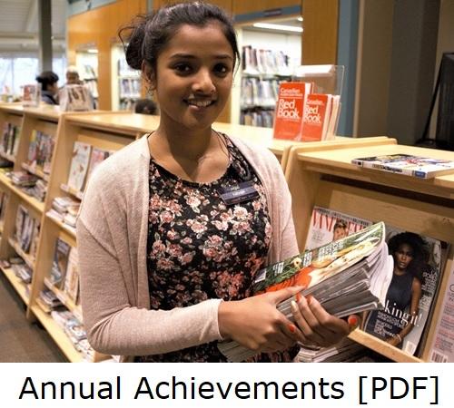 Annual Achievements [PDF]
