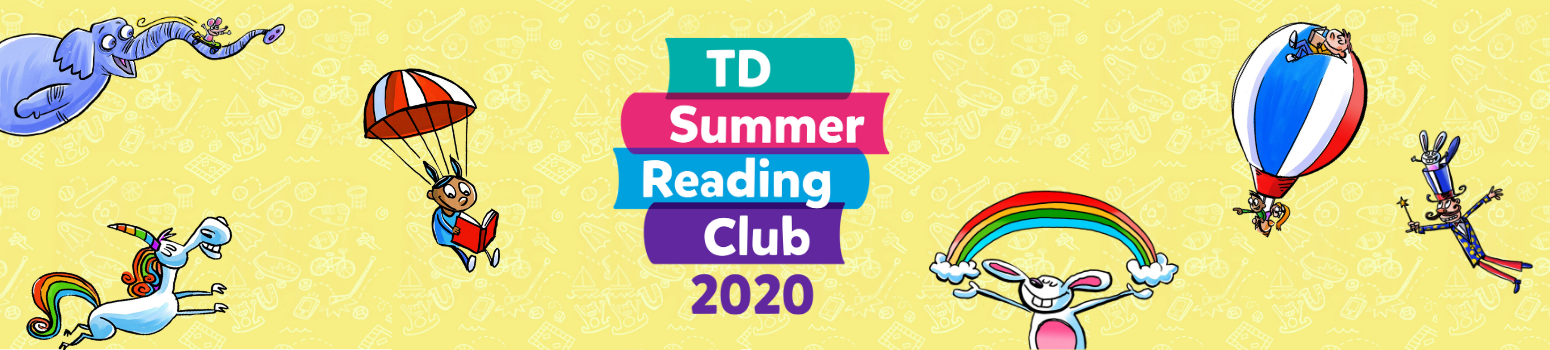 Summer Reading Club 2020