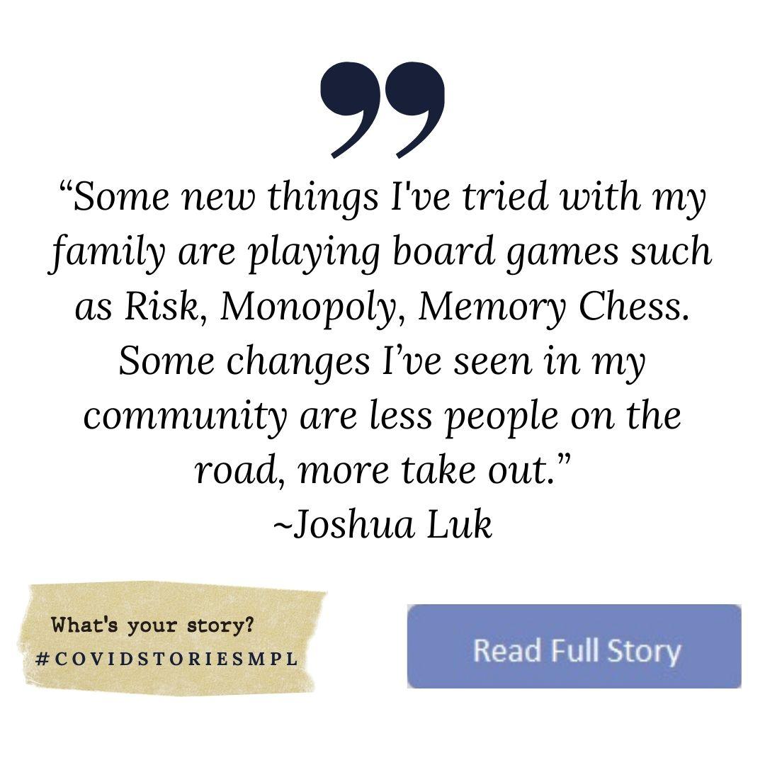 Covid Story 82