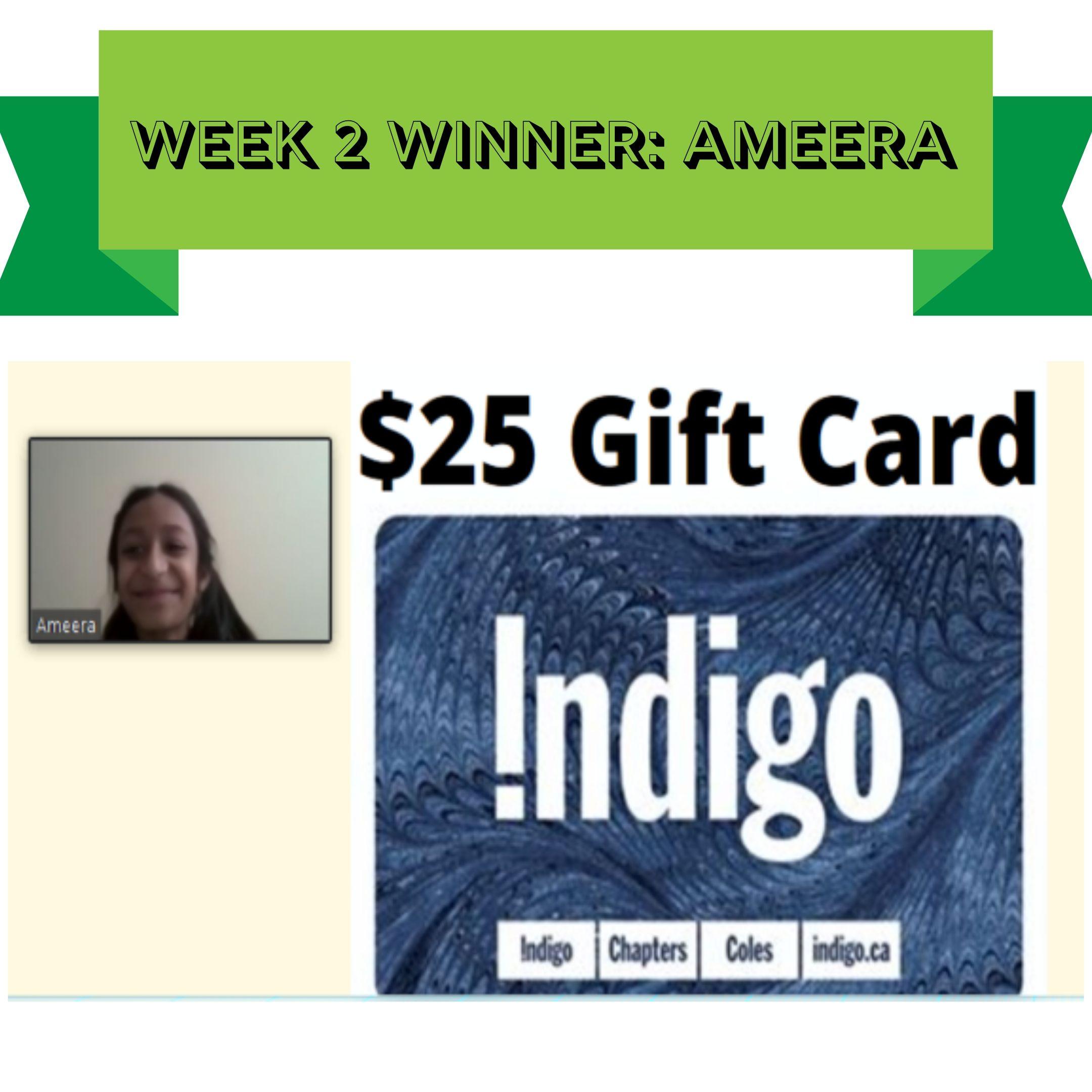 Week 2 Winner_ Ameera (1)